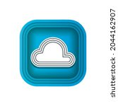 cloud modern icons collection...   Shutterstock .eps vector #2044162907