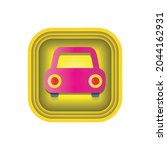 car modern icons collection...   Shutterstock .eps vector #2044162931