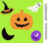 vector illustration of a... | Shutterstock .eps vector #2044303091