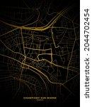 Champigny Sur Marne  France Map ...