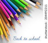 Vector Back To School Poster  ...