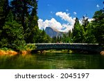 yosemite national park  usa | Shutterstock . vector #2045197