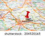 close up of  eindhoven  ... | Shutterstock . vector #204520165