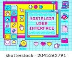 technology illustration in...