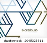abstract background. color... | Shutterstock .eps vector #2045325911