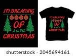 christmas typography vector t...   Shutterstock .eps vector #2045694161