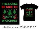 christmas typography vector t...   Shutterstock .eps vector #2045694167
