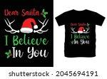christmas typography vector t...   Shutterstock .eps vector #2045694191