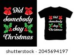 christmas typography vector t...   Shutterstock .eps vector #2045694197