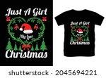 christmas typography vector t...   Shutterstock .eps vector #2045694221