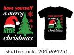 christmas typography vector t...   Shutterstock .eps vector #2045694251