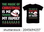 christmas typography vector t...   Shutterstock .eps vector #2045694257