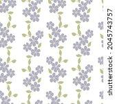 vector illustration of purple...   Shutterstock .eps vector #2045743757