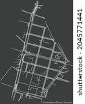 detailed negative navigation...   Shutterstock .eps vector #2045771441
