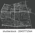 detailed negative navigation...   Shutterstock .eps vector #2045771564