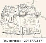 detailed navigation urban...   Shutterstock .eps vector #2045771567