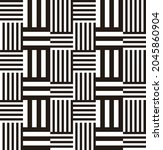 background of striped pattern... | Shutterstock .eps vector #2045860904