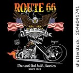 Route 66 Feel The Freedom The...