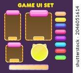 game ui set windows orange with ...