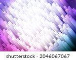 light purple  pink vector...   Shutterstock .eps vector #2046067067