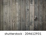 wood plank texture for... | Shutterstock . vector #204612931