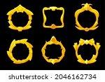 gold frames avatar  royal...
