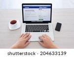 simferopol  russia   july 13... | Shutterstock . vector #204633139