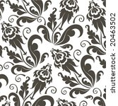 floral design. | Shutterstock . vector #20463502