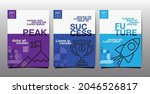 template layout design  cover...   Shutterstock .eps vector #2046526817