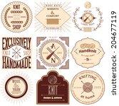 background,badge,ball,banner,brand,brown,business,collection,craft,crochet,custom,design,element,emblem,equipment