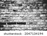 distress old brick wall texture....   Shutterstock .eps vector #2047134194