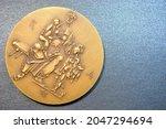 The Original Medal Dedicated To ...