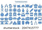 thanksgiving day blue color...