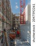 hattersheim am main  germany... | Shutterstock . vector #2047592261