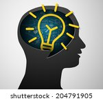 idea concept speech bubble with ...