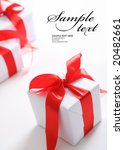 gifts  easy to remove the text  | Shutterstock . vector #20482661