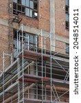 hattersheim am main  germany... | Shutterstock . vector #2048514011