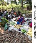 orissa   india   nov 10   ... | Shutterstock . vector #204943684