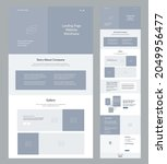 website design template for...