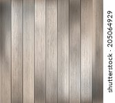 light wooden planks  painted... | Shutterstock .eps vector #205064929