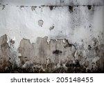concrete cement wall texture | Shutterstock . vector #205148455