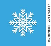 snow proof icon isolated on...