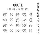 premium pack of quote line...