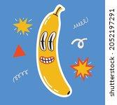 trendy vector illustrations... | Shutterstock .eps vector #2052197291