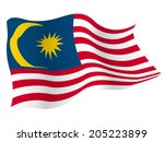 Malaysia national flag country