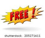 vector illustration of free...
