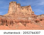 Hoodoo Formation In The...