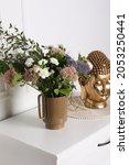 Stylish Ceramic Vase With...