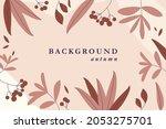 vector illustration floral...   Shutterstock .eps vector #2053275701