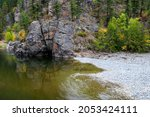 Bromley Rock Provincial Park Is ...